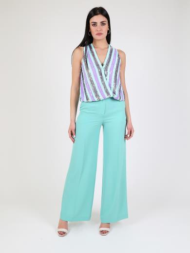 Outfit con pantaloni Nanette