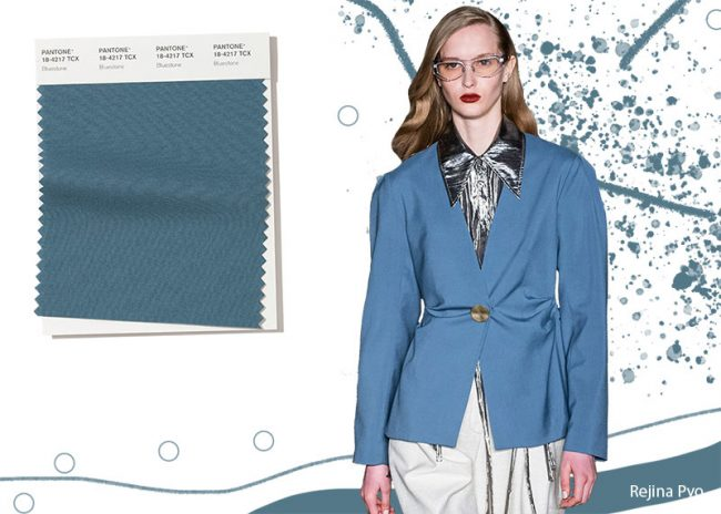 Colori Moda Abbigliamento Inverno 2019 2020 Bluestone