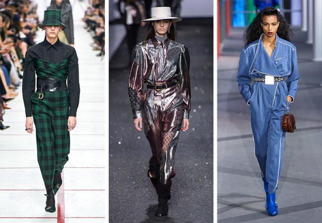 Jumpsuits moda inverno 2019 2020