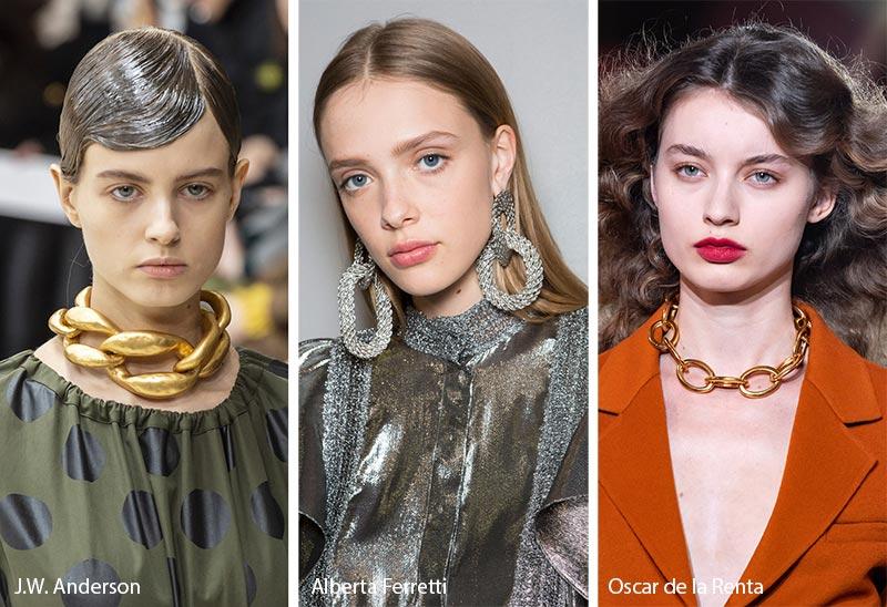 20 Tendenze Gioielli e Accessori Moda inverno 2019 2020