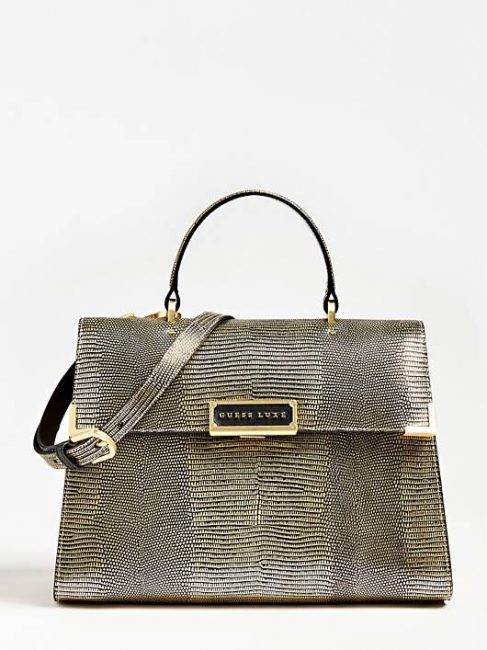Belle bag Guess Luxe color oro inverno 2019 2020