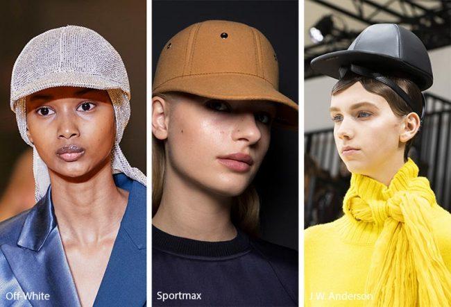 Berretti da baseball innovativi moda inverno 2019 2020