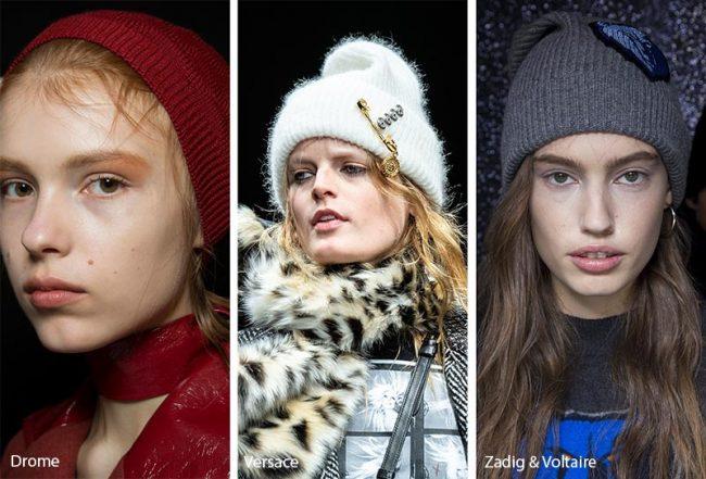 Berretti in lana moda inverno 2019 2020