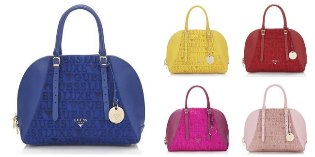 Borsa bauletto Lady Luxe Guess