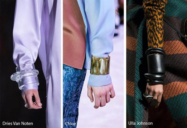Chunky bracciali inverno 2020