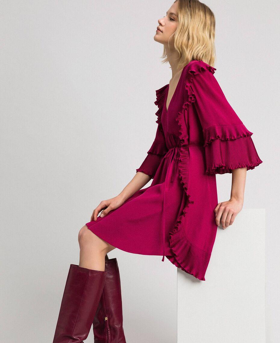 Elegante e femminile abito Twinset autunno inverno 2019 2020 prezzo 275 euro