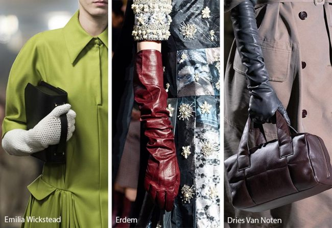 Eleganti e femminili guanti lunghi aderenti