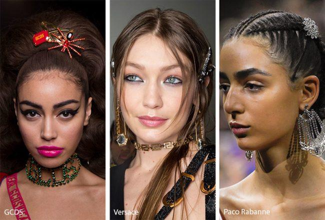 Fermagli e accessori per capelli gioiello