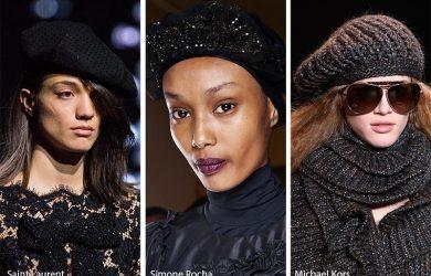 Moda Cappelli e Accessori Fermagli per Capelli Inverno 2019 2020