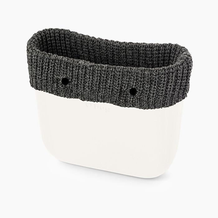 Nuovo bordo borsa O Bag in lana Helsinki inverno 2019 2020