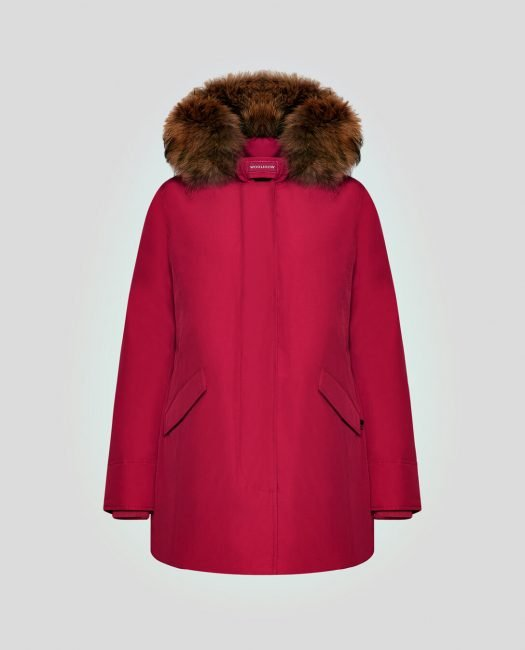 Arctic Parka Woolrich FR donna inverno 2019 2020 colore magenta