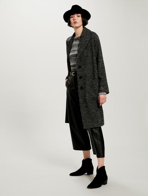 Cappotto Pennyblack tessuto boucle inverno 2019 2020 prezzo 335 euro
