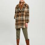 Cappotto a quadri Pennyblack inverno 2020 prezzo 389 euro