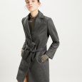 Cappotto color grigio prezzo 289 euro modello Apollo
