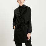 Cappotto color nero prezzo 289 euro modello Apollo