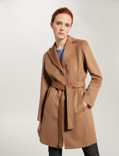 Cappotto con cintura in vita Pennyblack inverno 2020 prezzo 289 euro