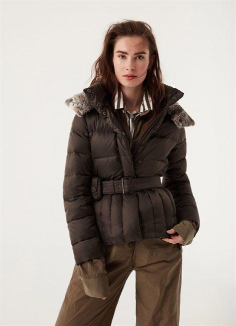 Giacca donna con cintura Colmar inverno 2020