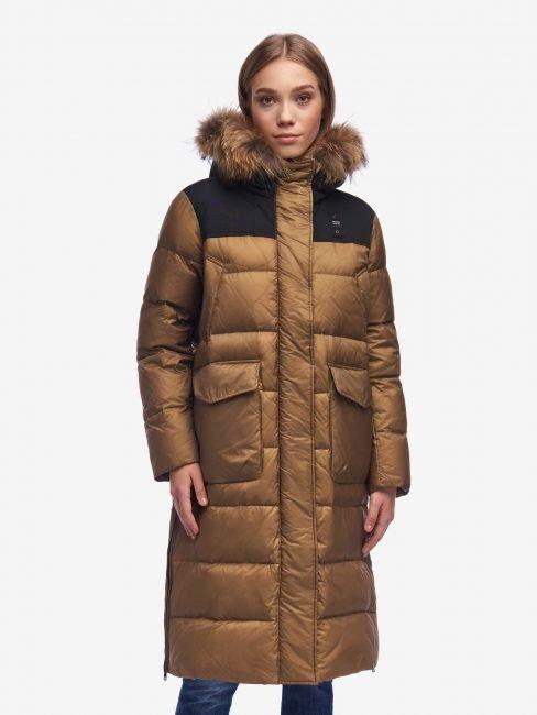 Giubbotto invernale lungo Blauer collezione 2020