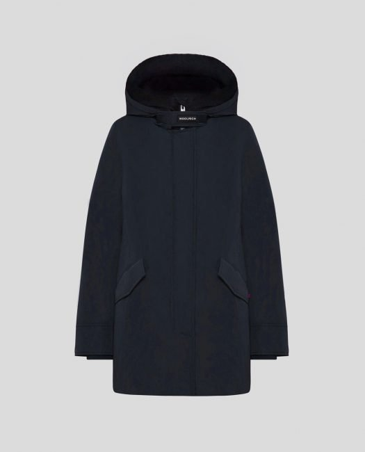 Luxury Arctic Parka Woolrich donna inverno 2019 2020 colore midnight blue