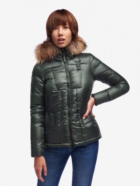 Nuovo piumino corto sfiancato Blauer donna inverno 2019 2020