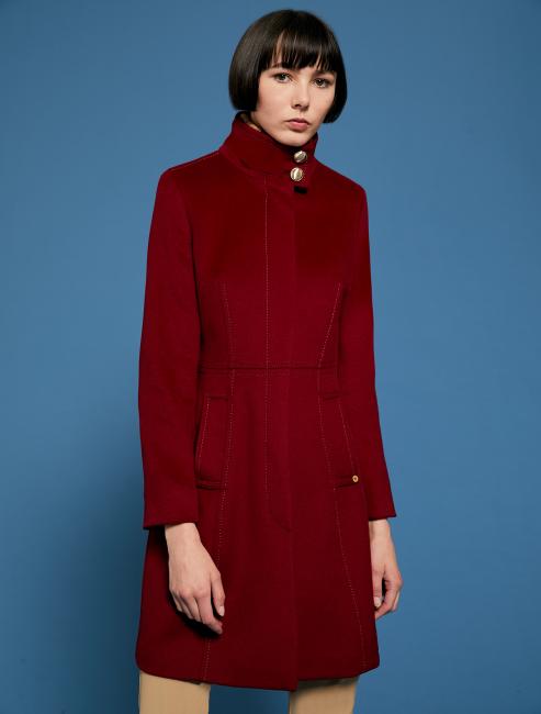 Pennyblack cappotto a collo alto inverno 2019 2020 prezzo 269 euro