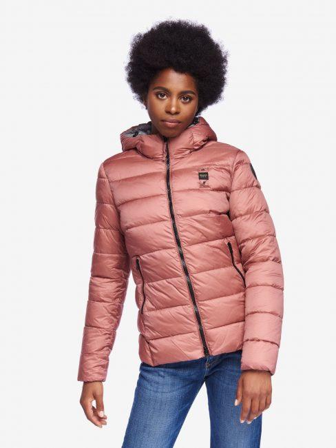 Piumino 100 grammi leggero Blauer donna inverno 2019 2020 colore rosa polvere