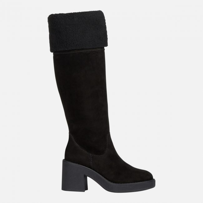 Stivali con tacco comodo Geox inverno 2020