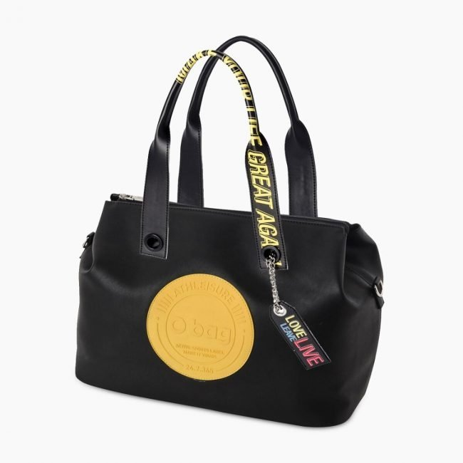 Borsa bauletto O Bag Brooklyn in ecopelle special collection inverno 2019 2020