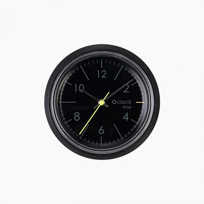 Meccanismo Numbers nero nuovo orologio O Clock Time
