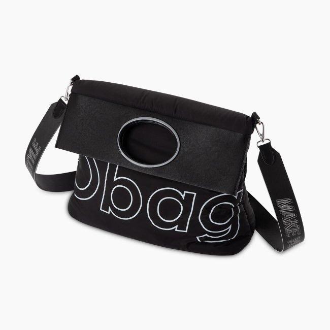Nuova Borsa a tracolla O Bag Harlem in nylon special collection inverno 2019 2020