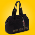 Nuova borsa bauletto O bag Brooklyn in nylon