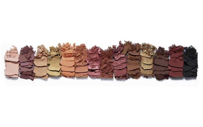 Colori Palette ombretti Soft Glam Anastasia Beverly Hills