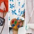 Borse dalle forme particolari moda spring summer 2020