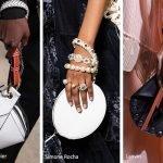 Borsette da polso moda primavera estate 2020