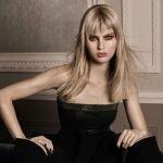 Taglio capelli lunghi con frangetta moda 2020
