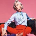 Taglio capelli medi moda donna 2020