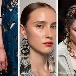 Bijoux con animali moda accessori primavera estate 2020