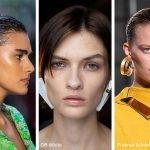 Bijoux dalle forme geometriche moda primavera estate 2020