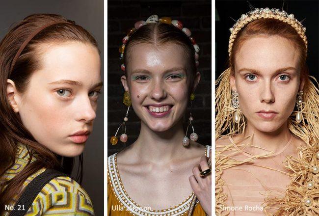 Cerchietti per capelli moda estate 2020