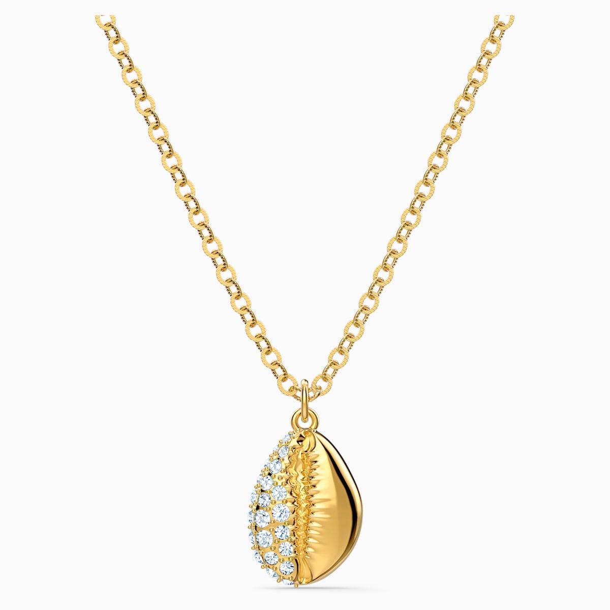 Collana con pendente conchiglia Swarovski collezione Shell Swarovski