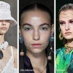 Gioielli a forma di fiori moda estate 2020