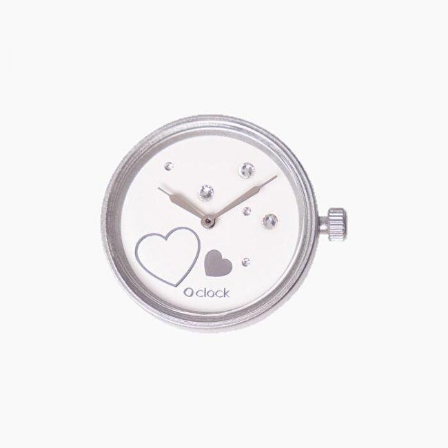 Meccanismo orologio O Clock Star Lovers per san Valentino 2020
