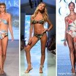 Moda costumi da bagno estate 2020 Stampe Floreali