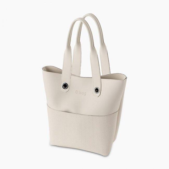 Nuova Borsa O bag Geneva bianca collezione O bag Soft primavera estate 2020