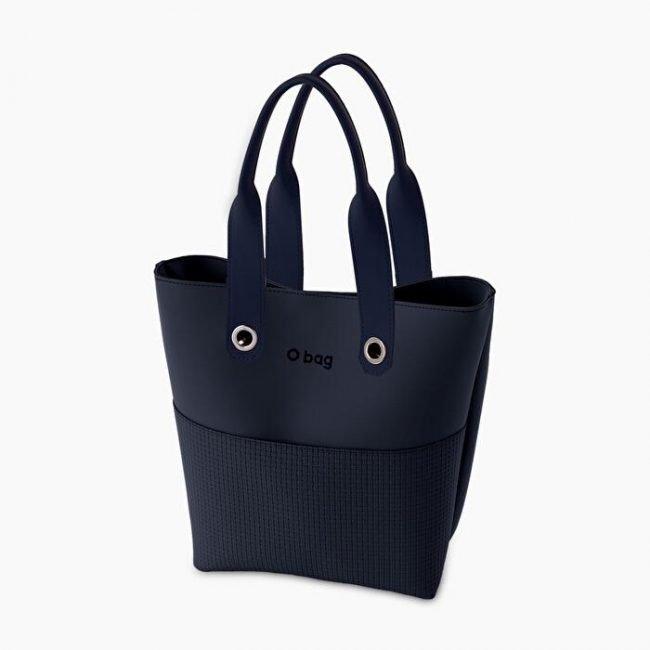 Nuova Borsa O bag Geneva blu navy collezione O bag Soft primavera estate 2020
