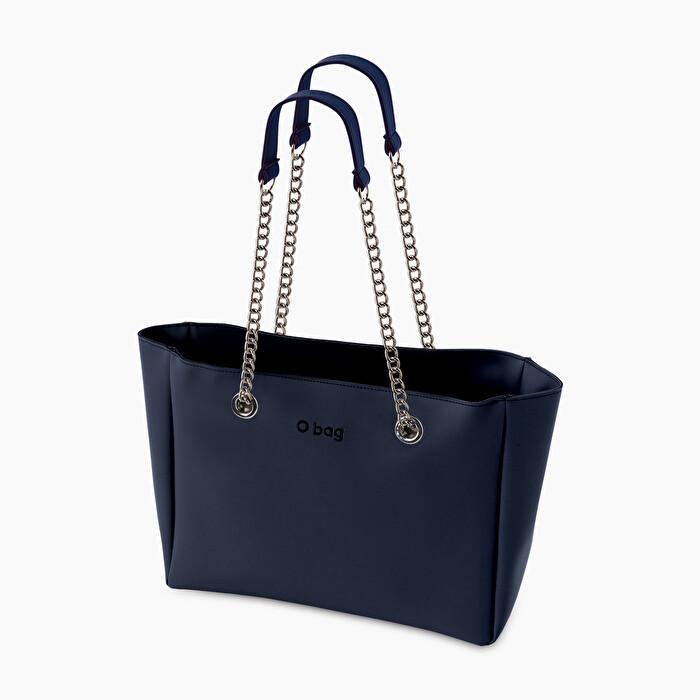 Nuova Borsa O bag Soft O Bag Melville blu navy primavera estate 2020