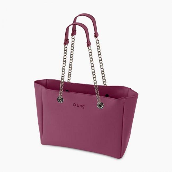 Nuova Borsa O bag Soft O Bag Melville cassis primavera estate 2020