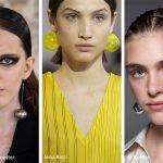 Orecchini a sfera moda estate 2020