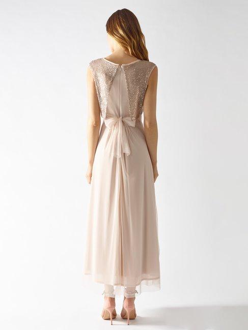 Romantico abito lungo Rinascimento da cerimonia catalogo primavera estate 2020 immagine retro
