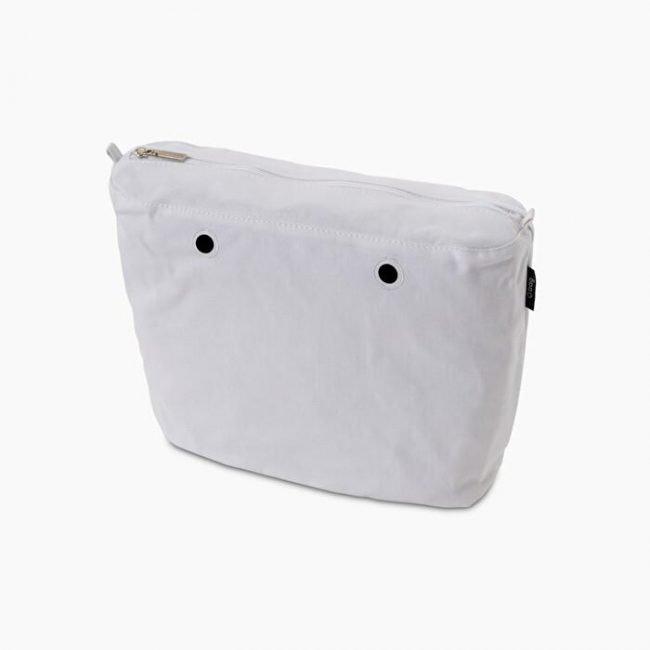 Sacca interna in tela bianca borse o bag